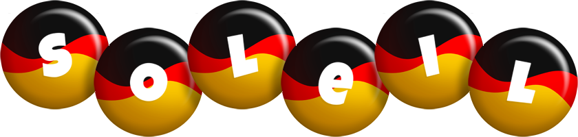Soleil german logo