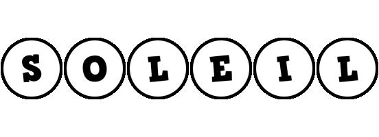 Soleil handy logo