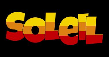 Soleil jungle logo
