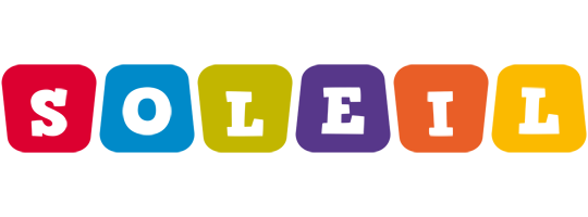 Soleil kiddo logo