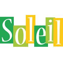 Soleil lemonade logo