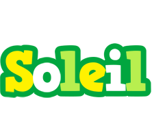 Soleil soccer logo