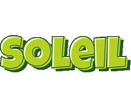 Soleil summer logo