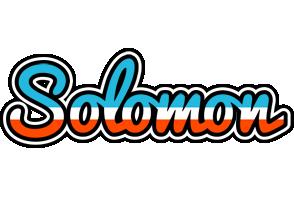 Solomon america logo