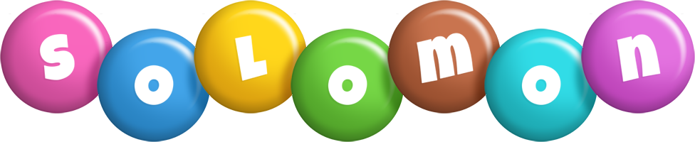 Solomon candy logo