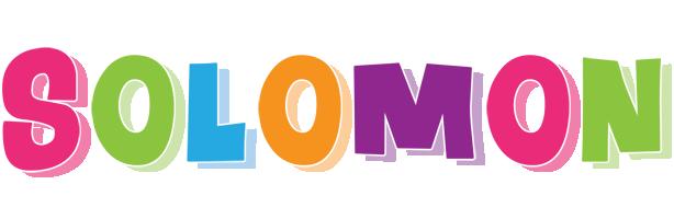 Solomon friday logo