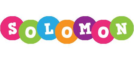Solomon friends logo
