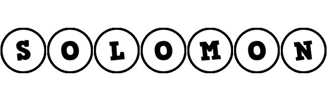Solomon handy logo