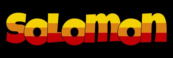Solomon jungle logo