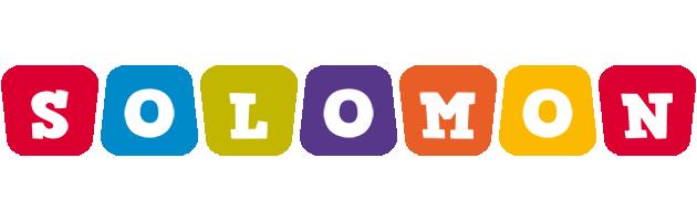 Solomon kiddo logo