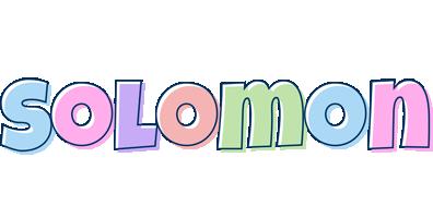 Solomon pastel logo