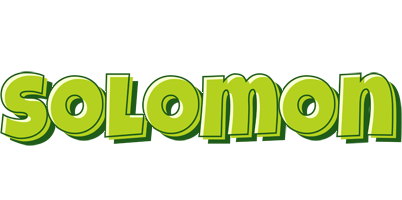 Solomon summer logo