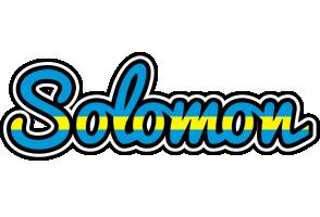 Solomon sweden logo