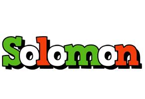Solomon venezia logo