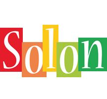Solon colors logo