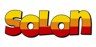 Solon jungle logo