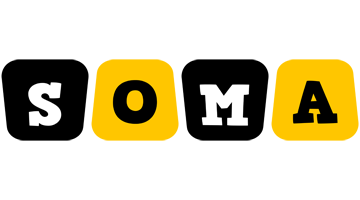 Soma boots logo