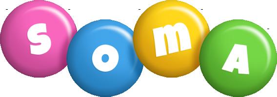 Soma candy logo