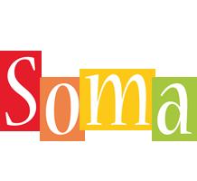Soma colors logo