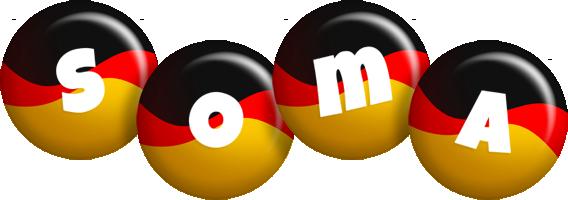 Soma german logo