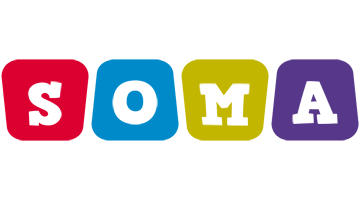 Soma kiddo logo