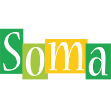 Soma lemonade logo