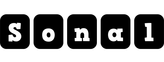 Sonal box logo