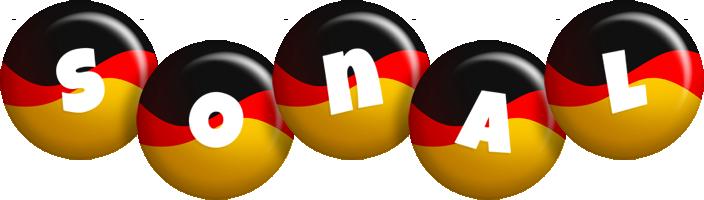 Sonal german logo