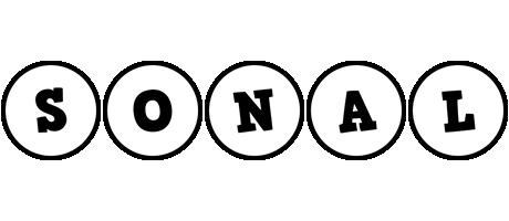 Sonal handy logo