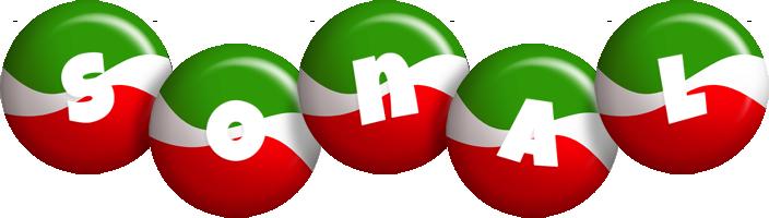Sonal italy logo