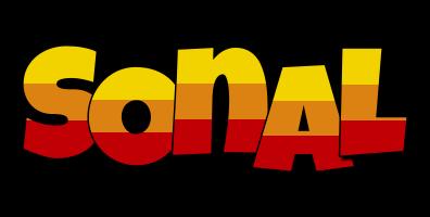 Sonal jungle logo