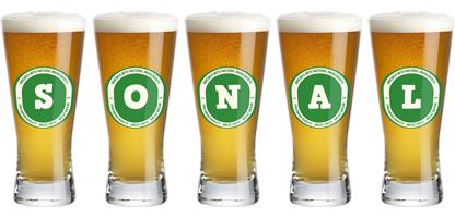 Sonal lager logo
