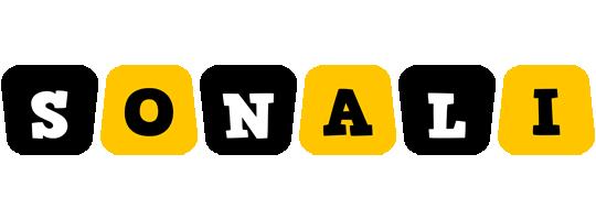 Sonali boots logo
