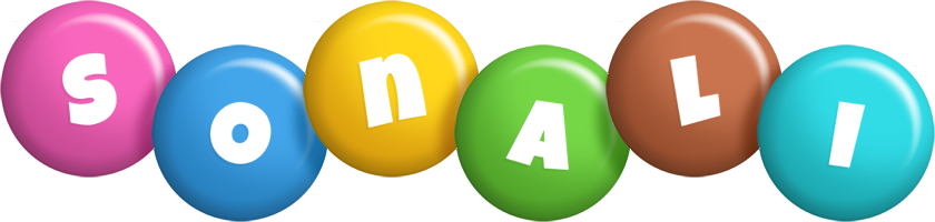 Sonali candy logo