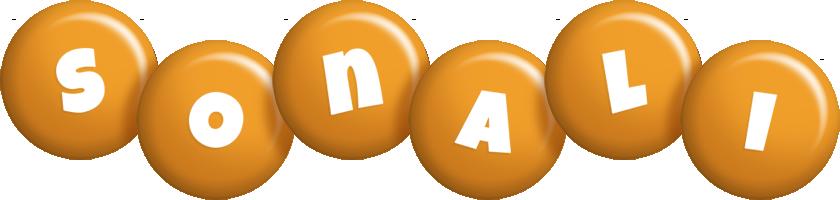 Sonali candy-orange logo