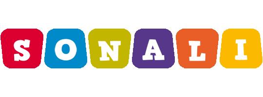 Sonali daycare logo