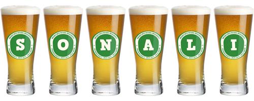 Sonali lager logo