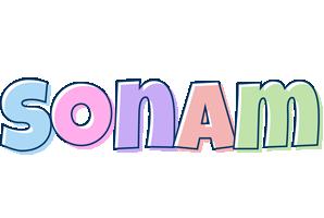 Sonam Logo | Name Logo Generator - Candy, Pastel, Lager ...