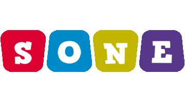 Sone daycare logo