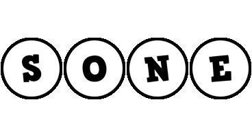 Sone handy logo