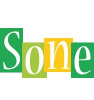 Sone lemonade logo