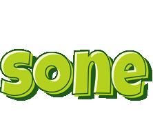 Sone summer logo