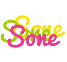 Sone sweets logo