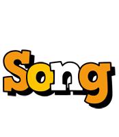 Song cartoon logo