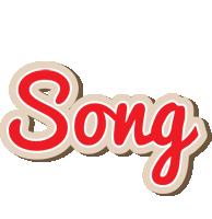 Song chocolate logo
