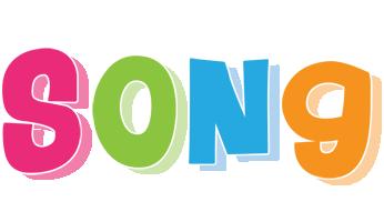 Song friday logo