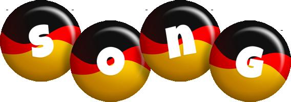 Song german logo
