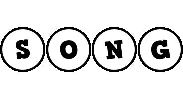 Song handy logo