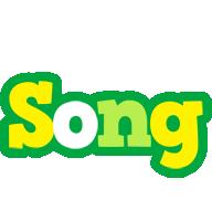 Song soccer logo