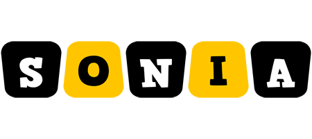 Sonia boots logo